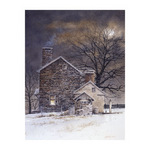 Blue Moon by Ray Hendershot - print