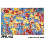 Map by Jasper Johns - print