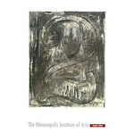 Figure 2, 1963 by Jasper Johns - framed art prints and framed pictures