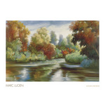 Autumn Splendor by Marc Lucien - framed art prints and framed pictures