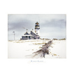 Cape Cod Lighthouse by William Mangum - framed art prints and framed pictures