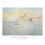L'Eglise San Giorgio Maggiore by Claude Monet - print