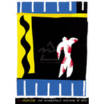 "The Clown, from ""Jazz"" by Henri Matisse - framed art prints and framed pictures"