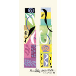 Beasts of the Sea by Henri Matisse - print