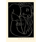 Pasiphae (serigraph) by Henri Matisse - framed art prints and framed pictures