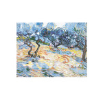 Olive Trees by Vincent Van Gogh - print