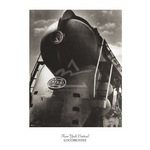 New York Central Locomotive by Anonymous - print