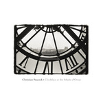 Clockface at the Musee d'Orsay by Christian Peacock - framed art prints and framed pictures