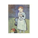Child with a Dove, 1901 by Pablo Picasso - framed art prints and framed pictures