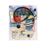 Fixed, 1935 by Wassily Kandinsky - framed art prints and framed pictures