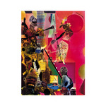 The Blues, 1974 by Romare Bearden - print