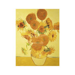 Sunflowers on Gold, 1888 by Vincent Van Gogh - print
