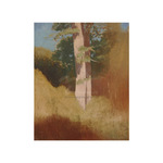 Trees in the Blue Sky by Odilon Redon - print