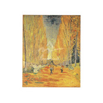 Allee des Alyscamps by Vincent Van Gogh - print