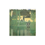Schloss Unterach on the Attersea by Gustav Klimt - framed art prints and framed pictures