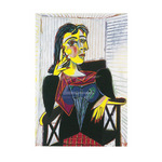 Dora Maar Seated by Pablo Picasso - framed art prints and framed pictures