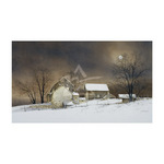 New Moon by Ray Hendershot - print
