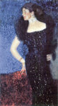 Portrait of Rose von Rosthorn-Friedmann Poster Art Print by Gustav Klimt