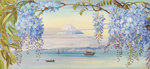 658. Mount Fuji botanical print by Marianne North