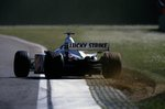 Fine Art Print of 2002 San Marina GP, Imola, Jacques Villeneuve, BAR-004 Honda by Anonymous