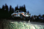 Fine Art Print of World Rally Championship 1975 1000 Lakes Rally, Finland. 29th - 30t1st August 1975 by Anonymous