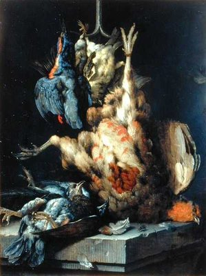 Still Life by Jan Weenix - print