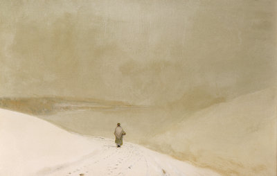 Snow and Mist by John Atkinson Grimshaw - print