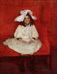 The Red Sofa, 1891