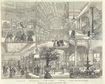 Opening of Leeds City Art Gallery in 1888, from the Illustrated London News