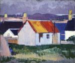 Fine Art Print of Iona Croft by Francis Campbell Boileau Cadell