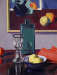 Fine Art Print of The Green Bottle by Francis Campbell Boileau Cadell