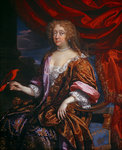 Elizabeth Murray, Duchess of Lauderdale, 1626 - 1698 Poster Art Print by Count Girolamo Nerli