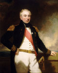 Admiral Sir Robert Stopford (1768-1847) by George Gower - print