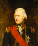 Captain John Borlase Warren (1753-1822) by George Gower - print