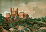 View of the Royal Observatory, Greenwich by Unknown - print