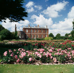 The Ranger's House and Rose Garden, Greenwich Park by National Maritime Museum Photo Studio - print