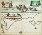 A chart of Guinea describing the sea coast from Cape de Verde to Cape Bona Esperanca by John Seller - print