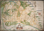 Chart of Romney Marsh by Elhanan Tucker - print