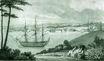 Devonport from Maker Heights by J. Rogers Senior - print