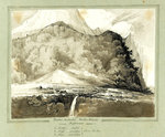 Tristan da Cunha South Atlantic by C. W. Browne - print