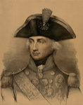 Vice-Admiral Horatio Nelson (1758-1805) by George Lucy Good - print