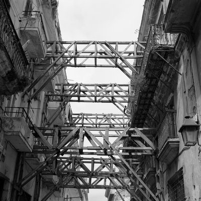 Old Havana Architecture, Cuba by Paul Cooklin - print
