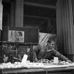 Fine Art Print of Fruit and Vegetable Stall, Havana Street Martet, Cuba by Paul Cooklin