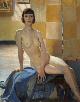 Sunlight Nude by George Spencer Watson - print