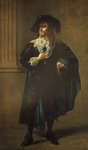 Henry Irving as Charles I by James Archer - print