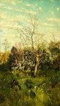 The Orchard by Karl Heffner - print