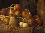 Still Life with Apples - A Few Blenheims by Laura Theresa Alma-Tadema - print