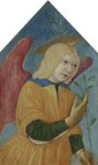 Angel of the Annunciation by Giacomo Pacchiarotti - print