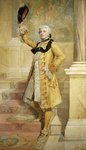 Lewis Waller as Monsieur Beaucaire by The Honourable John Collier - print