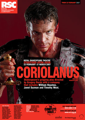 Coriolanus, 2007 by Gregory Doran - print